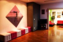 Sala danza dello Spazio Danza 37