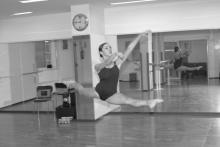 L'insegnate dei corsi di danza la Prof.ssa Valentina Lo Buono