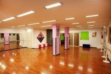 Sala di danza dello Spazio Danza 37