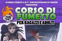 Corso di Fumetto e Manga a Verona