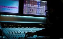 Pratica in studio di registrazione