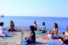 Seminario Yoga e Vela