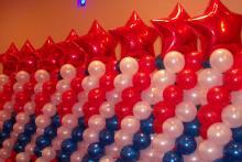 corso balloon art progetti Elio - Milano