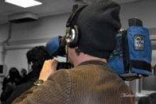 studio di registrazione video