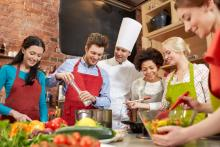 Corso di cucina amatoriale