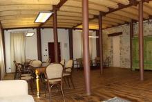 interno salone didattico Trichiana