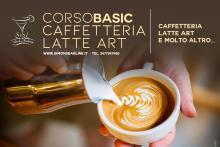 CORSO CAFFETTERIA LATTE ART BASIC