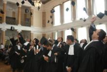 Graduation Day nel Salone della sede MIB