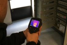 Termografia: la Termocamera per il controllo dei quadri elettrici