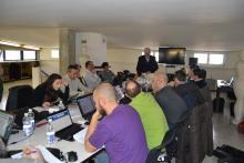 Sessione Pratica c/o sede operativa PROGETTO PSC - Corso Prove di Carico II Livello RINA-