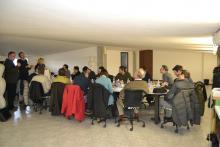 Sessione Pratica c/o Modena- Master I Livello RINA- Febbraio 2015