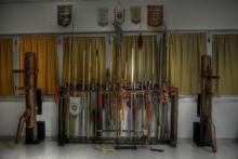 Sede Centrale della Scuola di Kung Fu Tradizionale Cinese SAN BAO di Terni. Wing Chun, Tai Chi Chuan, Qi Gong, Meditazione, Antiaggressione in tutte le Sedi: Roma, Perugia, Spoleto, Orvieto, Caserta, Terni.