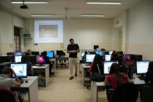 Aula multimediale sede di Firenze