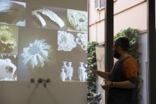 Porcelain Sculpture workshop