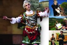 Ballo Barocco, Violoncello