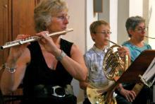 Flauto, Corno, Fagotto