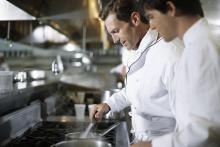 Lavorare nelle cucine dei ristoranti