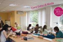 Corsi Estivi di Moda di alto livello a Treviso (Veneto), Italia sono offerti dall'Istituto di Moda Treviso Fashion School