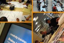 Workshop di creatività BrainsJuice