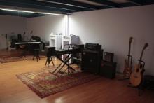 BEAT Scuola d'Arte - Sala Musica