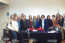 Foto di gruppo del Corso CTU I Livello