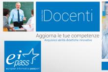 Certificazioni EIPASS per docenti