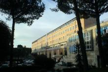 Il polo didattico di Villa Eur dove si svolgono alcune delle lezioni della Scuola di Osteopatia Chinesis I.F.O.P.