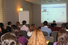 corso social media marketing in aula