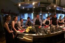 Lezione di cucina