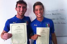 Graduate in Italiano!