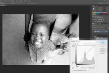 corso post produzione fotografica, adobe photoshop e camera raw