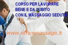 corso per lavorare con il massaggio