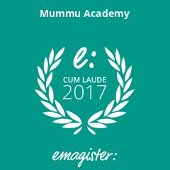 mummu academy Cum laude 2017 Emagister